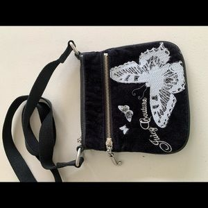 Brand New🦋Juicy Couture crossbody bag.